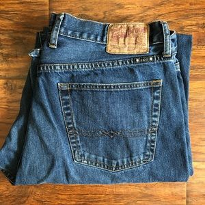 🍀 Lucky Brand 181 Relaxed Fit 38W 34L Jeans